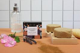 Xampú Sòlid Nutrición Y Brillo De Floconut