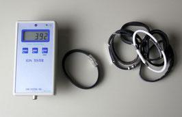 Messung Ihres Negativen Ionen Armbands
