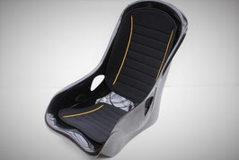 ケーターハム7軽量レーシングバケットシート(ローバック)