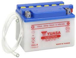 1003011 Batteria YB4lB Yuasa
