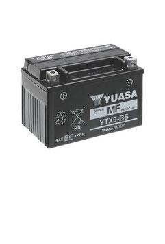 1003019 Batteria YTX9BS Yuasa