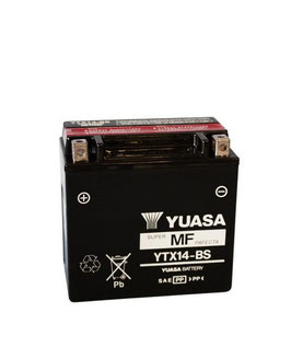 1003031 Batteria YTX14BS Yuasa
