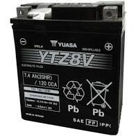 100301 Batteria YTZ8V Yuasa