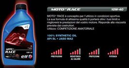 Olio Elf Moto 4 Race 10w40