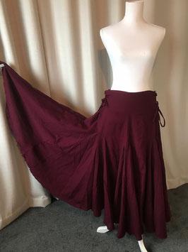 Wool-look Skirt