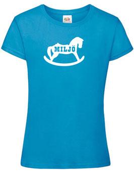 "T-Shirt ""Schöckelpääd"" (Mädchen)"