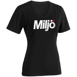 "T-Shirt ""Miljö-Logo"" (Damen)"