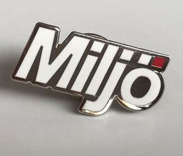 Miljö-Pin (White Edition)