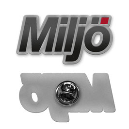 Miljö-Pin (Black Edition)