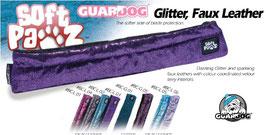 Glitter Faux-Leder!