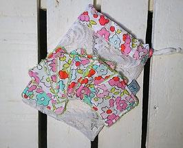 Jolie Môme - Petites fleurs multicolores