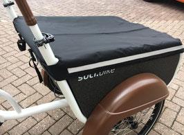 Soci.Bike Cover schwarz
