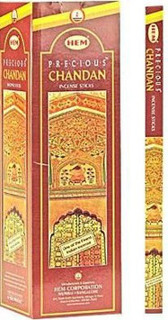 Precious chandan (hem) Sándalo