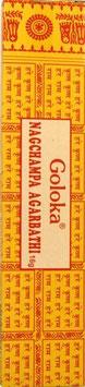 Incienso Nag champa Goloka
