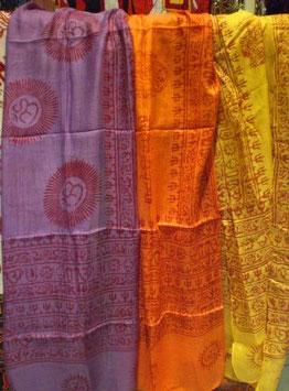 Pañuelos algodón benarés, modelo clásico