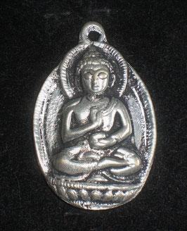 Colgante tibetano ganesha-buda