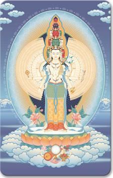 Avalokiteshvara de mil brazos