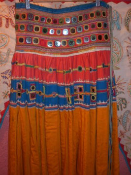 Falda antigua Gujarat