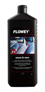 FLOWEY WASH & WAX