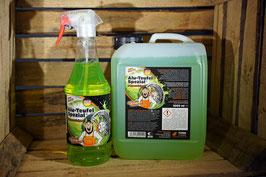 TUGA ALU-TEUFEL Spezial Felgenreiniger-Gel pH-neutral / säurefrei grün