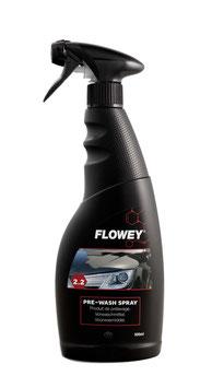 FLOWEY TEXTILE CLEANER