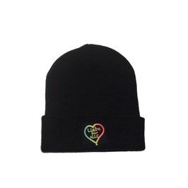 Beanie «Liebe für Alle» black