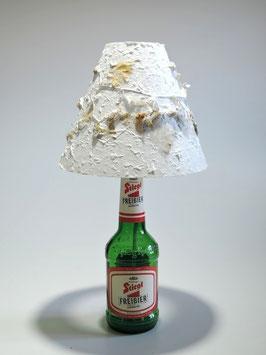 Tischlampe Hopfen mit Flaschenfuß