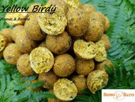 Yellow Birdy 20mm