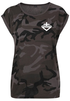 S2 Camo Shirt Ladies