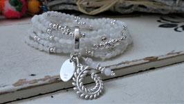 Janogi Armband SNOWHITE
