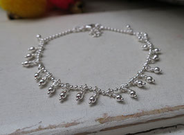 Silberarmketteli mit Tröpfli