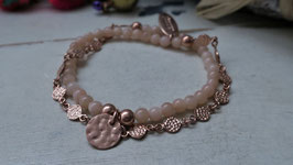 *NEW* Janogi Wickelarmband MAROKKO Rose-Gold