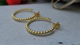 Janogi Creolen POINT gold