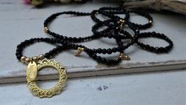 Janogi Halskette OREON Gold
