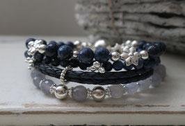 Janogi Armband LESTONE Blue