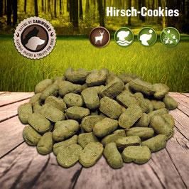 Hirsch-Cookies 500g