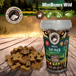 KAP-Snack MiniBones Wild 100g