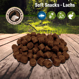 Soft Snacks Lachs 500g