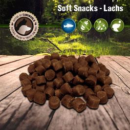 Soft Snacks Lachs 500g