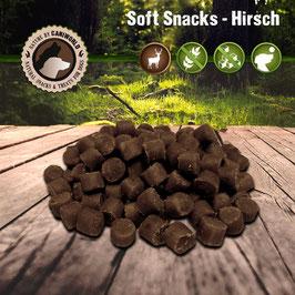 Soft Snacks Hirsch 500g