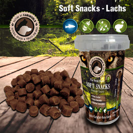 Soft Snacks Lachs 150g