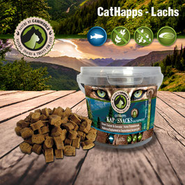 CatHapps Lachs 80g