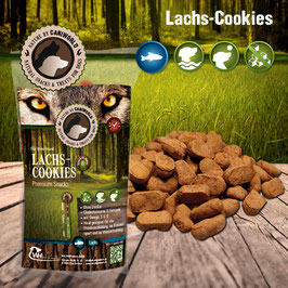 Lachs-Cookies 200g