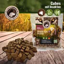 Insektensnacks Cubes 90g
