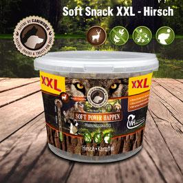 Soft Power Happen XXL Hirsch