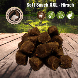 Soft Snacks Hirsch XXL