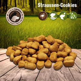 Straußen-Cookies 500g