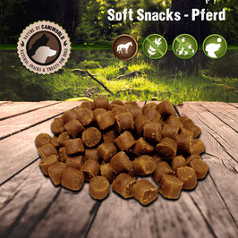 Soft Snacks Pferd 500g