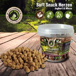 Soft Snack Herzen Joghurt 100g