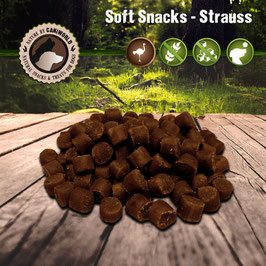 Soft Snacks Strauß 500g